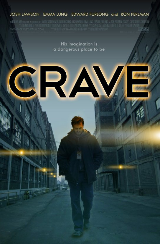 Crave-Poster