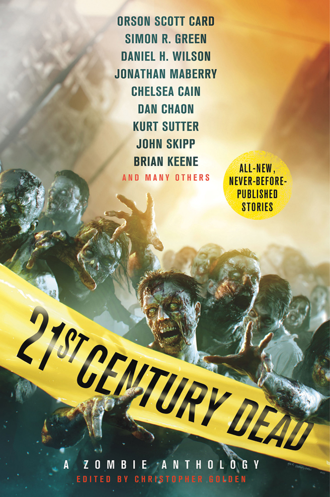 Front Cover, 21st Century Dead