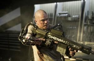 Elysium-hi-res-image Matt Damon