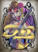 the_zombie_belle_white_princess_by_clocktowerman-d5btodg