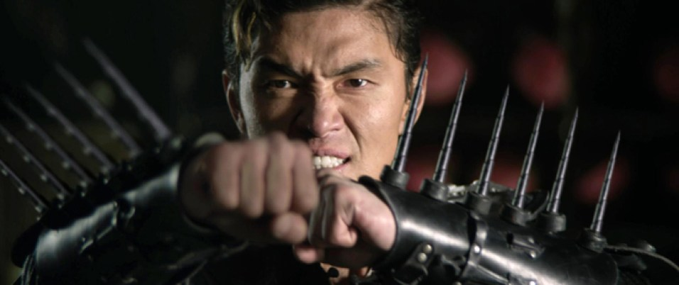 8-The Man With the Iron Fists