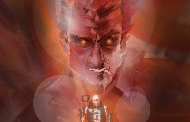Criminal Macabre Iron Spirit HC