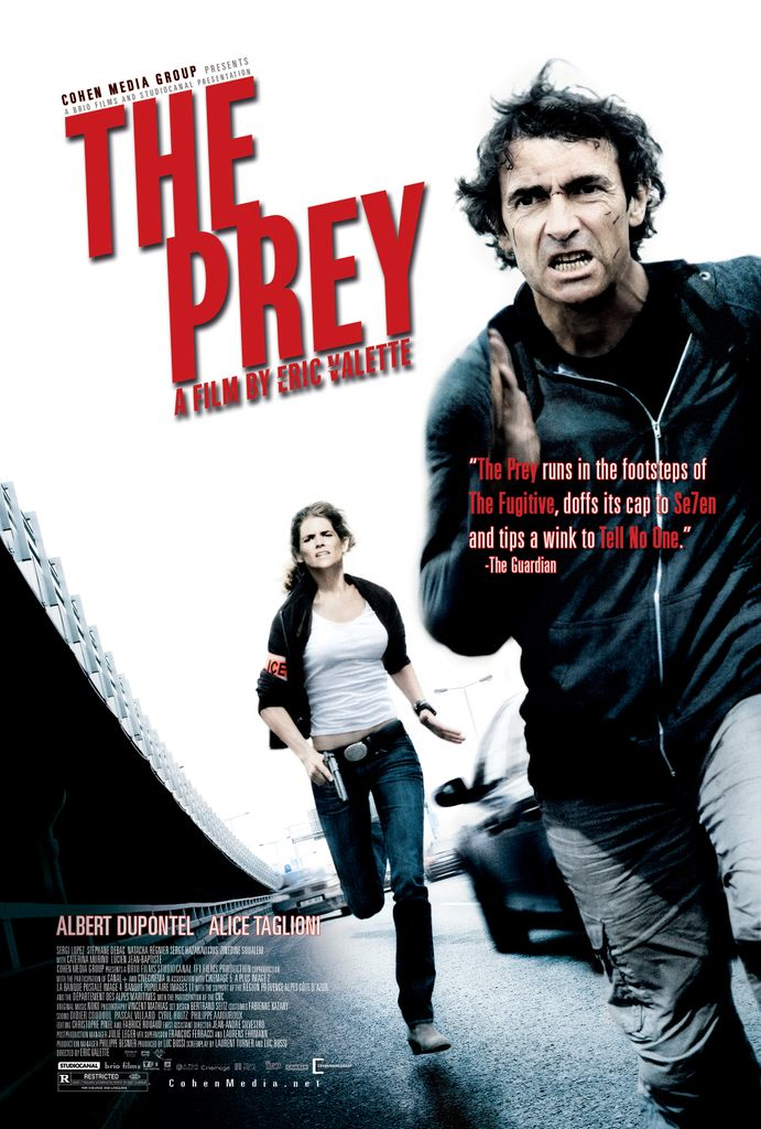 the-prey-poster