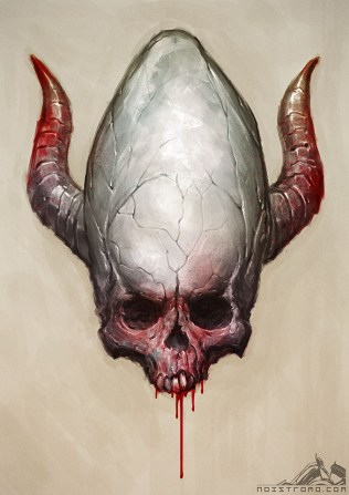 demonic_skull___20130119_by_noistromo-d5s3lzj