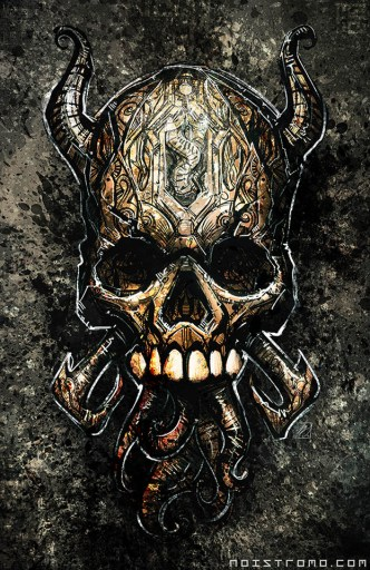 totemic_skull_by_lethorgius-d4tcize