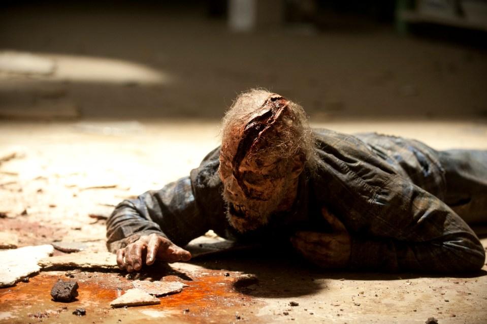 Walker – The Walking Dead _ Season 4, Episode 1 – Photo Credit: Gene Page/AMC