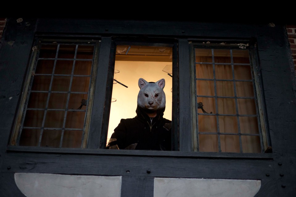 YOU'RE NEXT DAY 16
