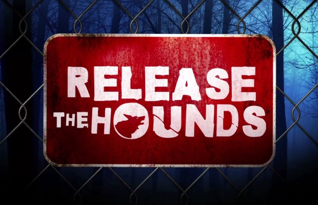 Release The Hounds LOGO