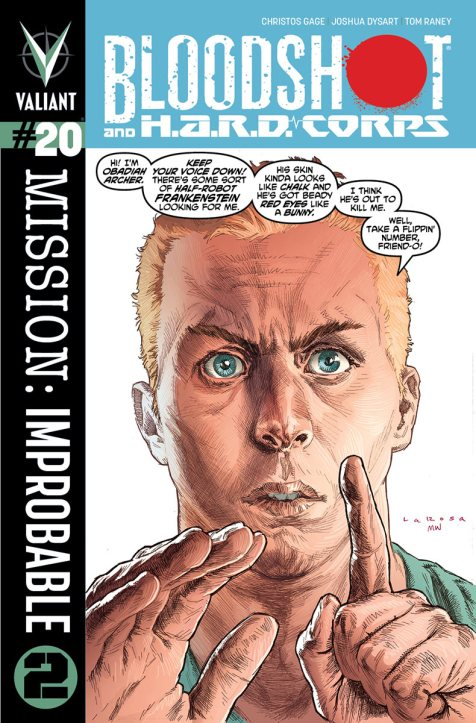 BSCORPS_020_COVER_LAROSA