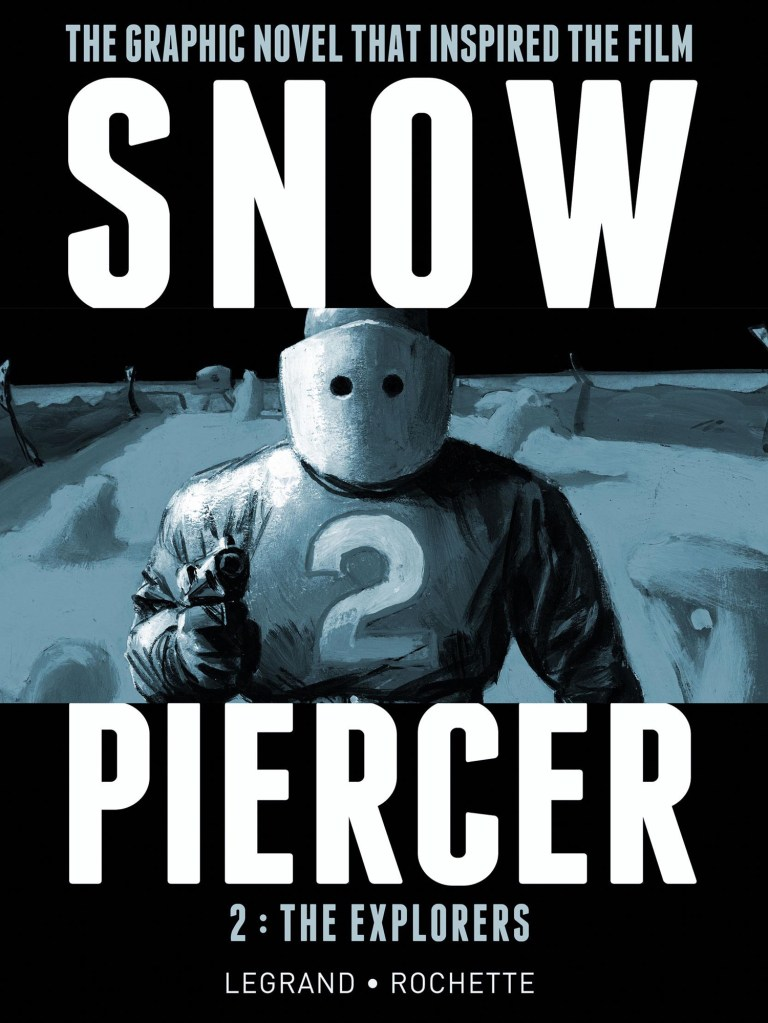 Snowpiercer Vol. 2 The Explorers cover