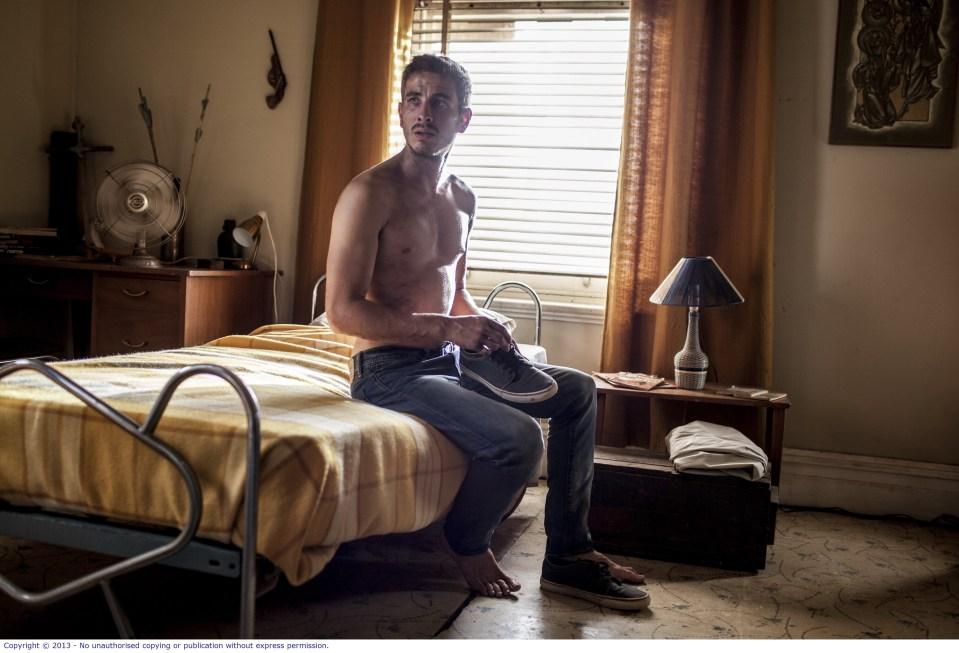 WolfCreek2_Ryan Corr as Paul in farmhouse 1