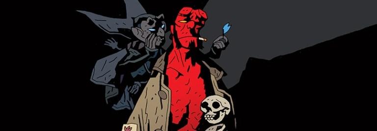 hellboy day banner