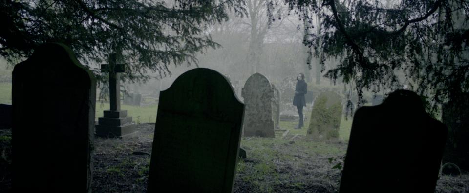 Graveyard scene from Soulmate