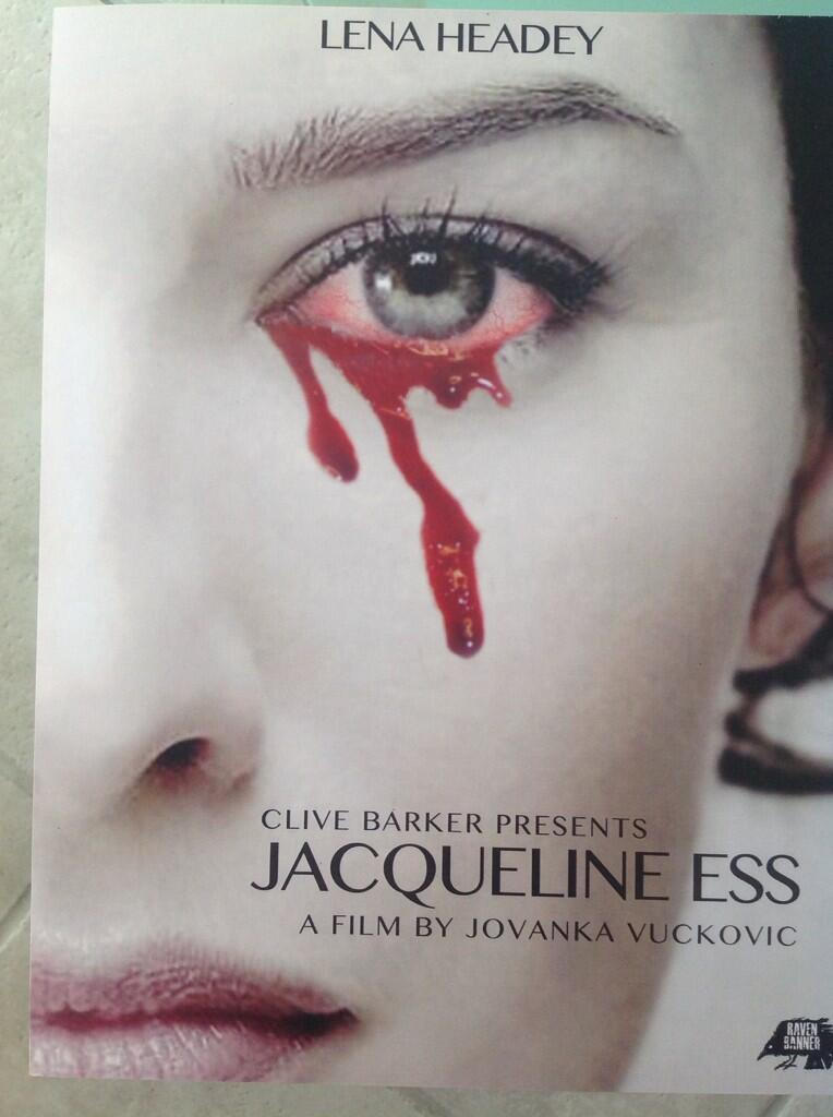 JACQUELINE ESS