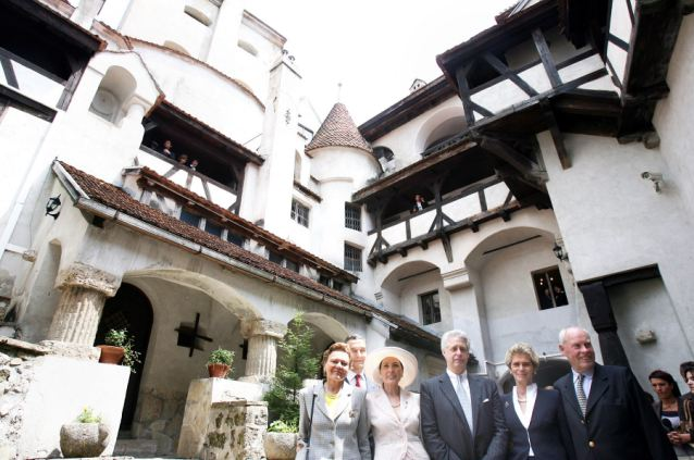 Dracula's Residence To Be Sold In Romania