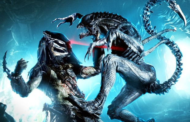 Alien vs. Predator Comes to HHN