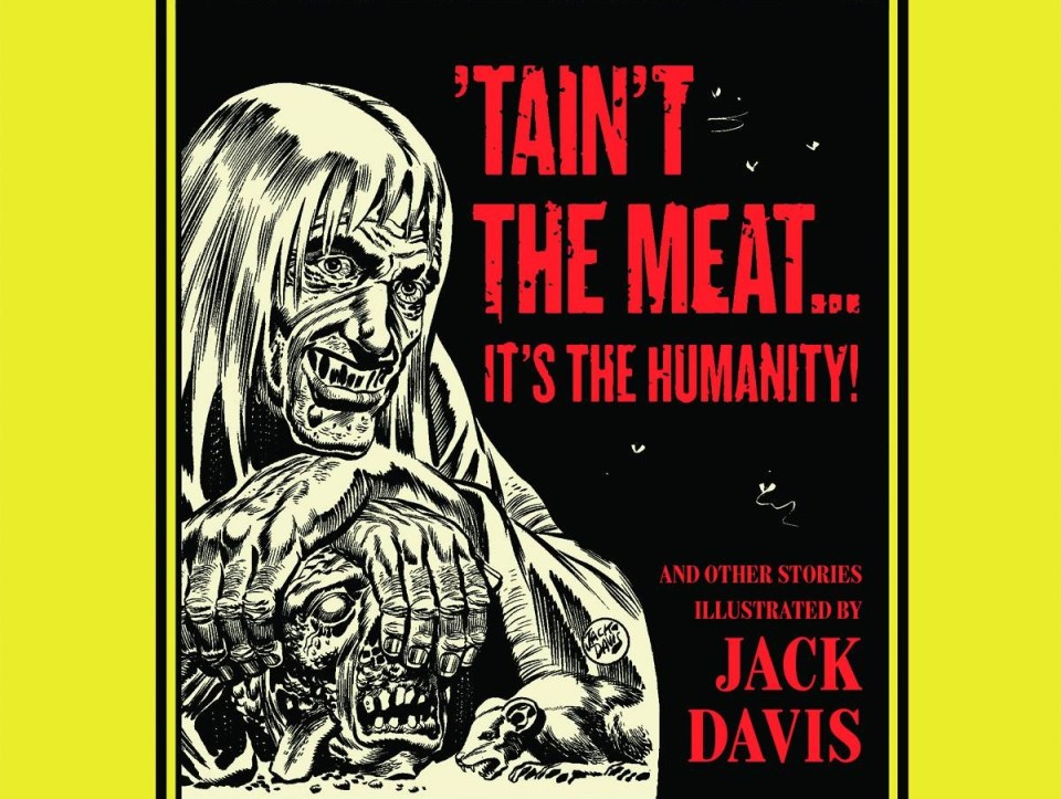 CRYPT KEEPER - Taint the Meat