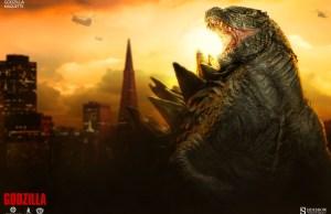 Godzilla Sideshow