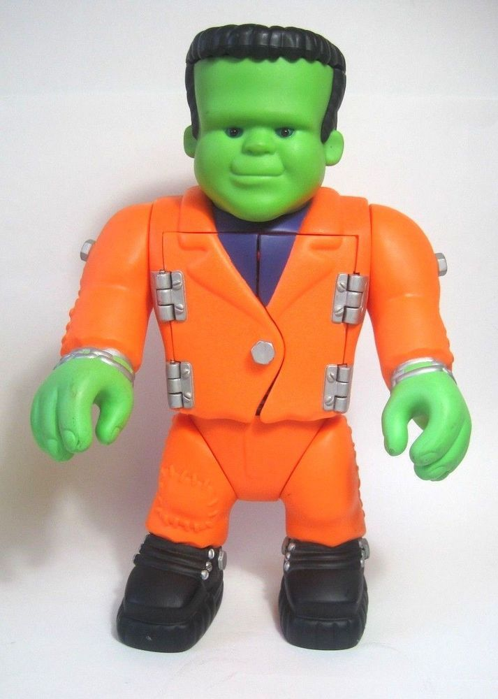 Toys For Big : The coolest frankenstein toy from s bloody