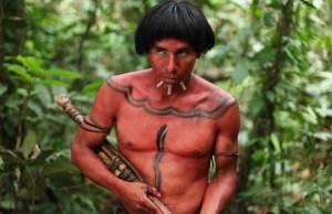 The Green Inferno, image via BH Tilt