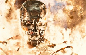 Series T-800 Robot in Terminator Genisys from Paramount Pictures and Skydance Productions