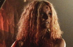 Rob Zombie's 31: Charly played by Sheri Moon Zombie finds herself deep in some real Hell shit.