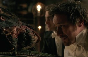 Victor Frankenstein, image source FOX