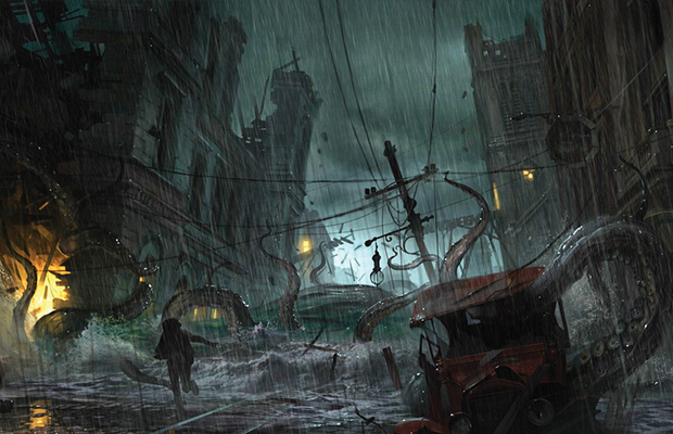 city of horror how to play