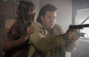 Josh McDermitt as Dr. Eugene Porter - The Walking Dead _ Season 5, Episode 14 - Photo Credit: Gene Page/AMC