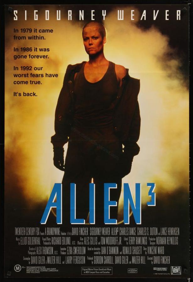 Alien3poster