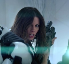 Kate Beckinsale in Sony's Total Recall