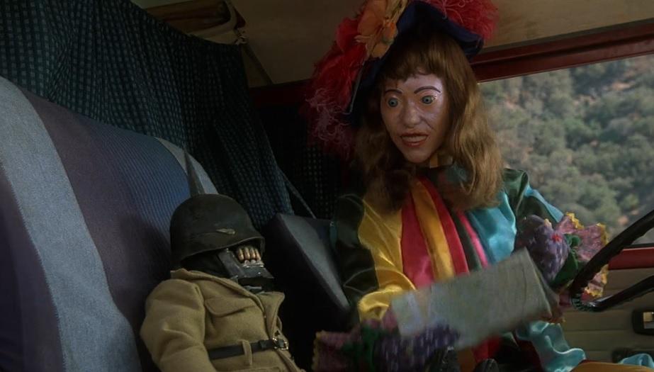 Irene miracle puppet master