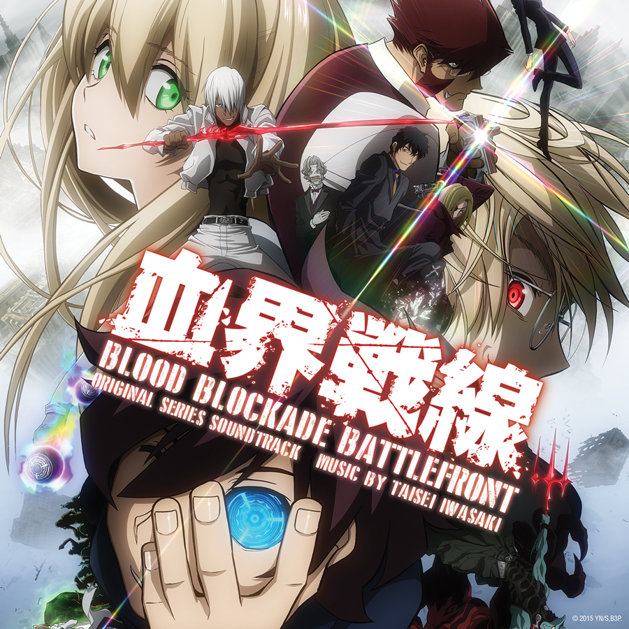 Blood Blockade Battlefront Soundtrack Cover
