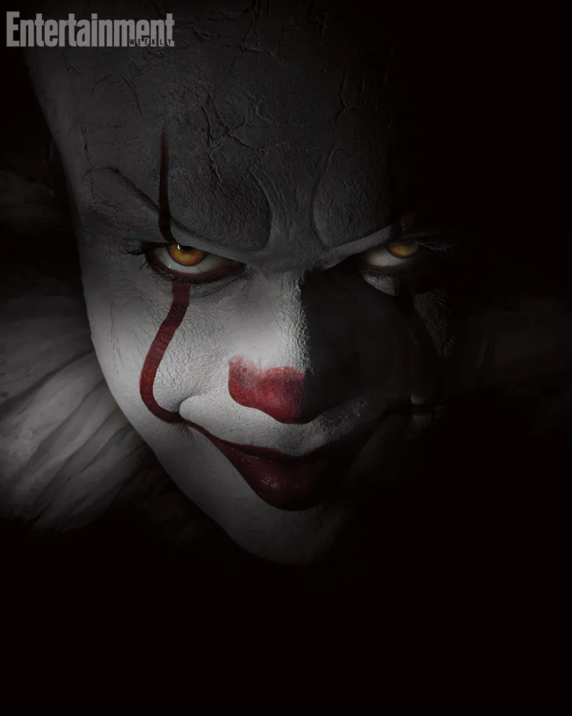 The Horror Movie Thread - Page 2 Pennywiseitstephenking