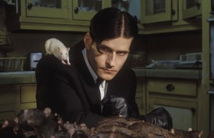 Crispin Glover in New Line Cinema's WILLARD