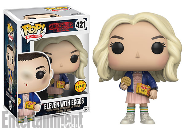Check Out The Full Line Of Quot Stranger Things Quot Pop Vinyl