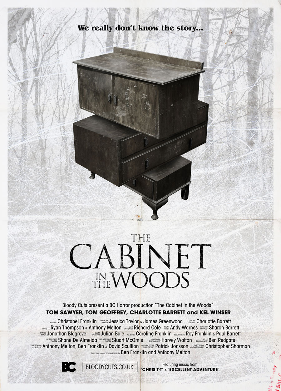 The Cabinet in The Woods - Short Comedy Horror - Bloody Cuts