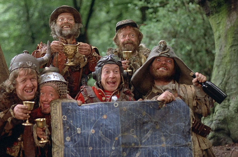Watch Out! Time Bandits