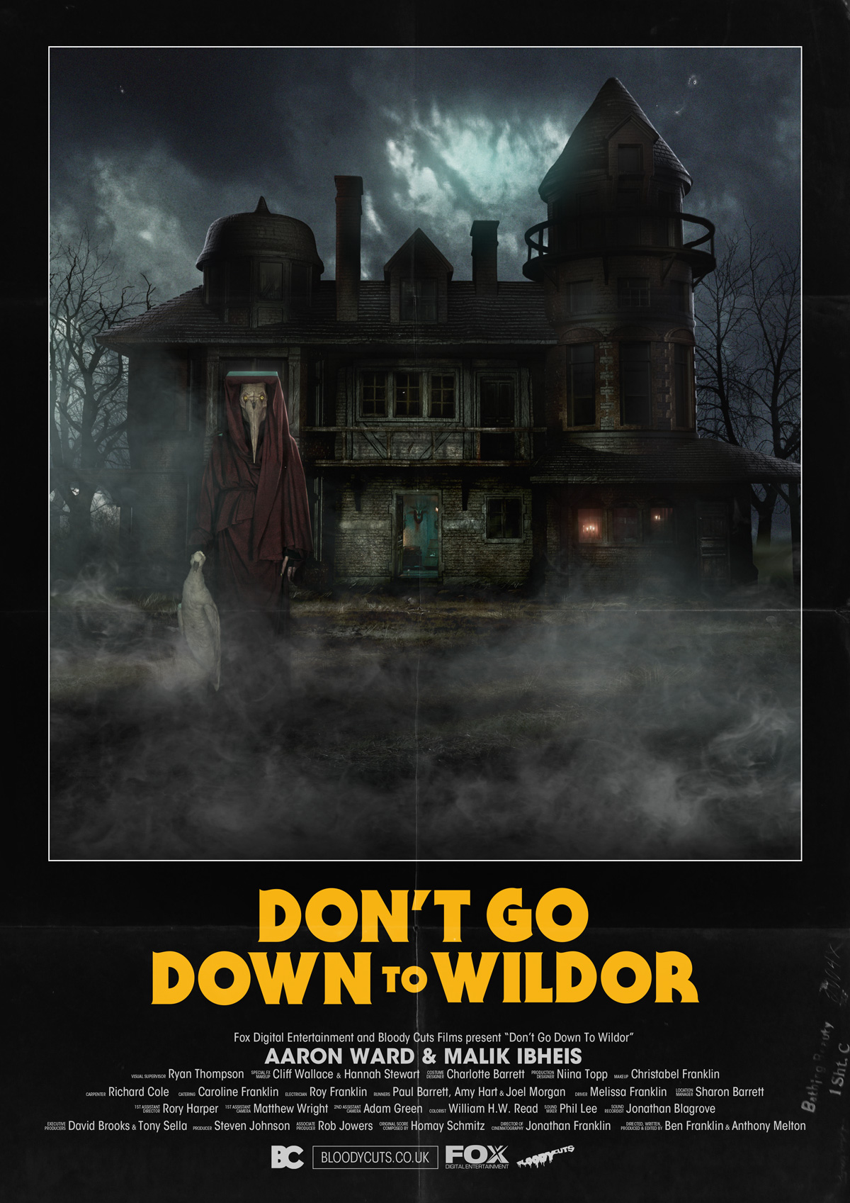 Don't Go Down To Wildor - Poster