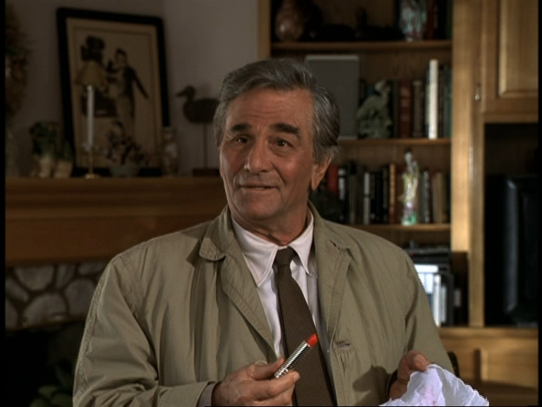In Praise of ... COLUMBO  (6/6)