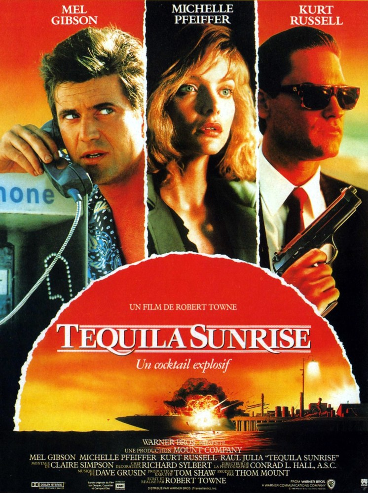Tequila Sunrise (1988) - Tuesday's Forgotten Film (1/6)