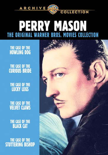 The Perry Mason movies (1934-37) (1/5)