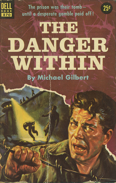 DEATH IN CAPTIVITY (1952) by Michael Gilbert (3/5)