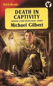 DEATH IN CAPTIVITY (1952) by Michael Gilbert (1/5)