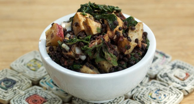 bg_blog lentil potato chard salad