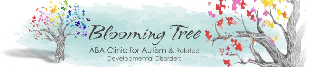 Blooming Tree - ABA clinic for Autism in London Logo