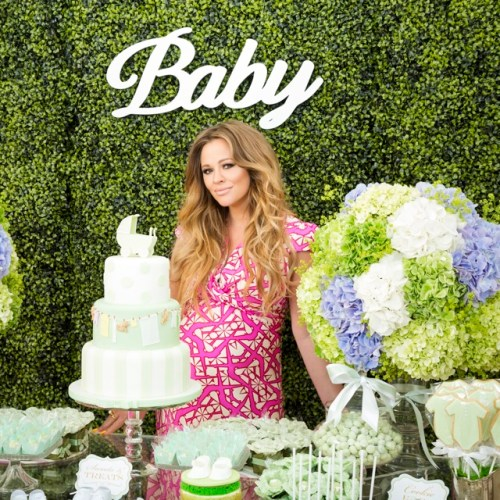 KIMBERLEY WALSH'S BABY SHOWER Organiser: White Door Events www.whitedoorevents.co.uk