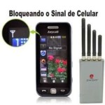 4 Antenas Bloqueador de Celular Gps Wifi 3