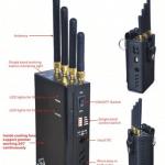 5 Frequências Diferentes Bloqueador de GPS Portatil 2