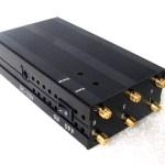 6 Antenas Bloqueador Sinal de Celular Lojack 3